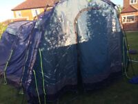 Six man outwell tent