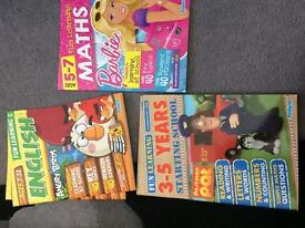 Educational activity books New