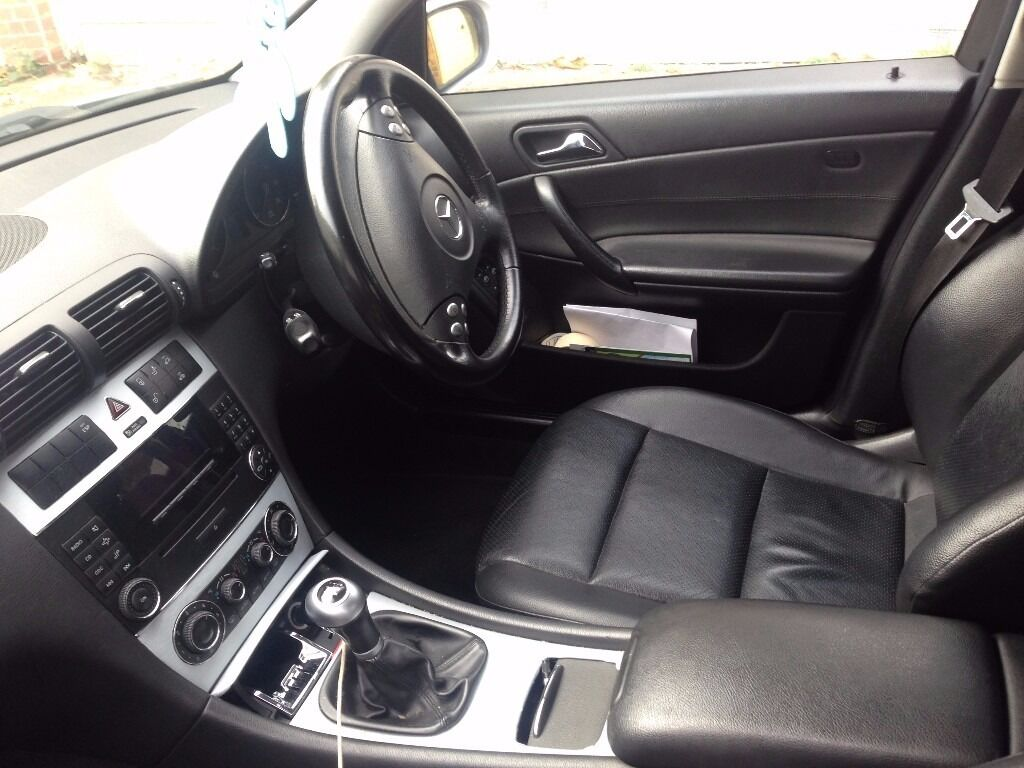 FACE LIFT MERCEDES C200 COMPRESSOR.MOT,TAX,INSURANCE.SERVICE HISTORY.NOT VW AUDI BMW MAZDA HONDA