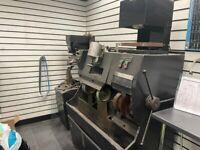 Whitfield shoe rapire machine brilliant working condition