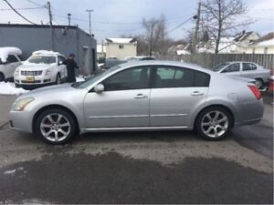 2008 Nissan Maxima 3.5 SE SELLING AS IS