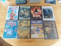 classic war2 dvd's