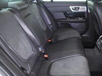 JAGUAR XF 2.2D [200] R-SPORT 4DR AUTO (grey) 2014