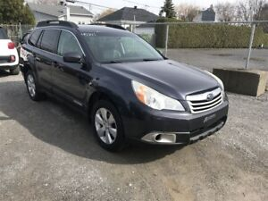 2010 Subaru Outback LIMITED V6 AWD CUIR TOIT MAGS 3.2 R