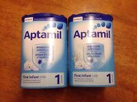 High Grade Aptamil Baby Milk (All stages)