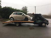 CAR RECOVERY BREAKDOWN TRANSPORT COLLECTION DELIVERY CLASSIC NON RUNNER