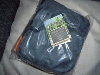 Tesco 22L packaway rucksack GRAY BNIP.