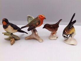 Goebel Bird Figures