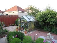 Green house for sale -