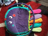 Baby swing/play table/ play mat/ rocker/ blow up seat