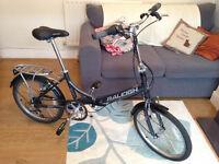 Raleigh Swift, folding bike