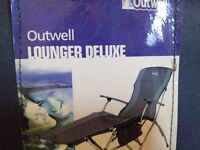 Outwell lounger deluxe