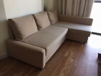 IKEA FRIHETEN Corner sofa/sofa-bed - £175 - PICK UP ONLY