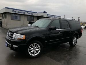 2017 Ford Expedition Max Limited 4X4