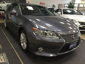 2013 Lexus ES 350 Leather and Navigation Package