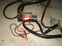 12 Volt Fuel Transfer Pump Kit