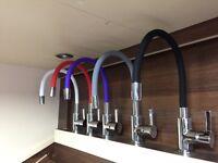 Kitchen Taps And Sink