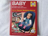 USED HAYNES BOOK OF BABY