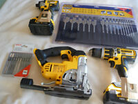 DEWALT BRUSHLESS SET *** BRAND NEW ***