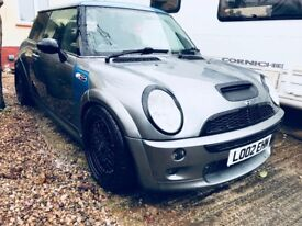 Mini Cooper supercharged and remapped *****