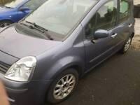 07 Renault modus dci needs starter motor