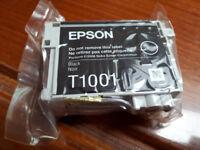 Epson Printer Ink T1001 Black