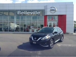 2016 Nissan Murano SL AWD 1 OWNER LOCAL TRADE