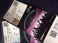 Rihanna Wembley Stadium 24th June Two Seated Tickets