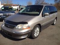 2001 Ford Windstar LIMITED   LEATHER   SENSORS   POWER DOORS