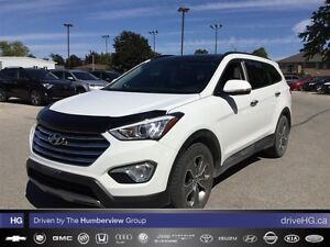 2015 Hyundai Santa Fe XL Luxury | NO ACCIDENTS | ONE OWNER |