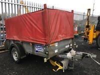 Ifor Williams Plant Trailer REDUCED