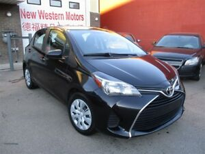 2016 Toyota Yaris LE! Accident Free!!