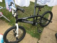 Selection of kids bikes