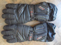 Mens Leather Motorcycle gloves XXL Very good condition - Pokesdown BH5 2AB