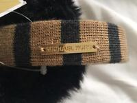 Genuine Michael KORS earmuffs Never Used! Brought In America From The Michael KORS Shop! £40