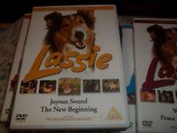 Lassie DVD's