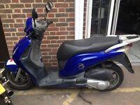 Honda PES 125, Bike in good condition, 30800 MILES!