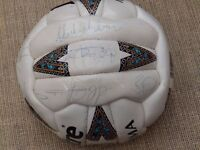 Norther Ireland Signed Football