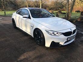 BMW M4 2016 M Performance Carbon Kit Very Rare Low Mileage
