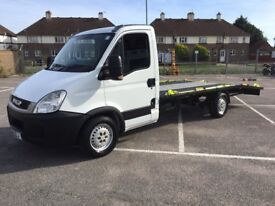 2011 Iveco Daily Recovery Truck Car Transporter Brand New 16Ft Body & Brand New Winch