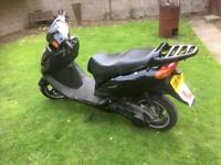 125 moped direct bikes db125t-7