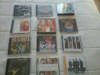 CD compilations,mixed,majority played once. 22 total 60p each.job lot £10