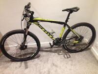 Scott Aspect 730 Mountain Bike - Cost £750 New