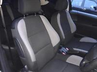 Peugeot 207 3dr interior with door cards