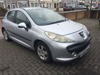 Peugeot 207 1.4 16v Sport 5dr (HPI Clear Car with 1 Year MOT) ***PRICE REDUCED TO CLEAR***