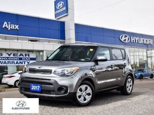 2017 Kia Soul LX|A/C|Bluetooth|USB|Fuel Efficient