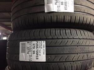 255/55/18 Michelin Latitude Tour HP (All Season)