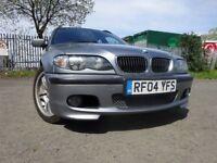 04 BMW 318I SPORT TOURING 2.0 ESTATE,MOT DEC 018,2 OWNER FROM NEW,PART HISTORY 2 KEYS,LOVELY EXAMPLE
