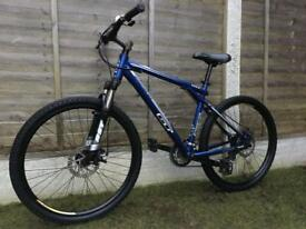 GT Aggressor XC3 hardtail hybrid/mountain bike, HIGH SPEC, SHIMANO