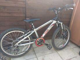 "Boys bike raleigh zero 20""wheels"